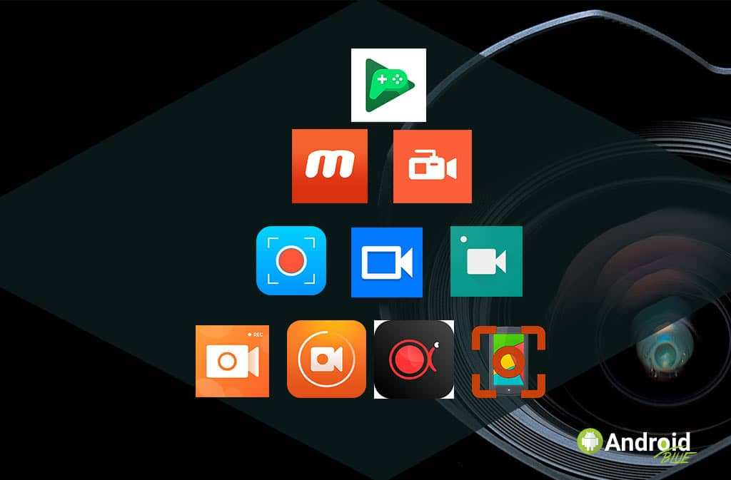 Top 10 Screen Recorder App