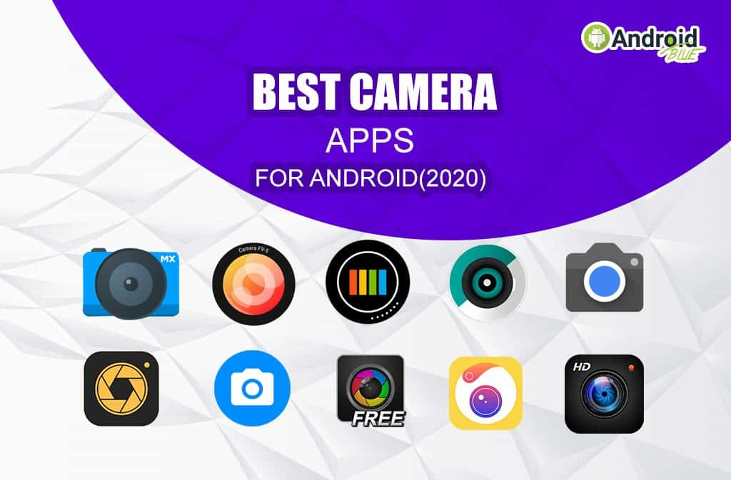Best 10 Best Camera APPS