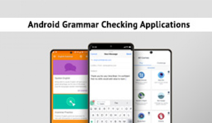 Android Grammar Checking Apps