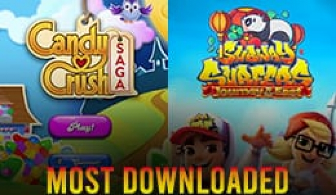 Most Downloaded Game